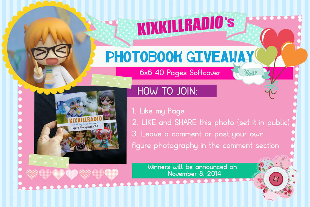 Pb Giveaway by kixkillradio