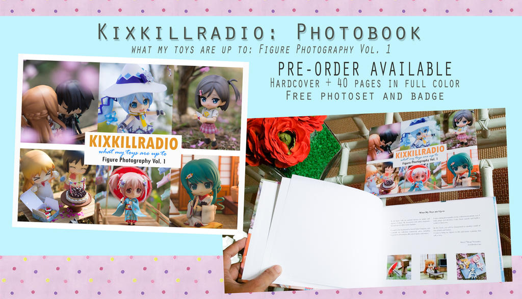 Photobookads by kixkillradio
