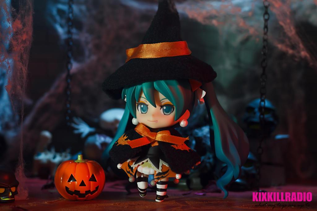 Happy Halloween! by kixkillradio