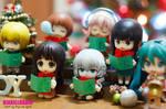 Nendoroid Christmas Choir
