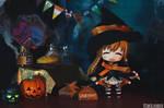 Halloween Mirai