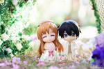 Asuna and Kirito Wedding Day