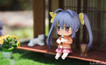 Renge and her recorder
