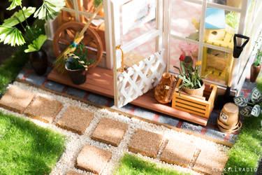 The Greenhouse by kixkillradio
