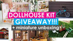 DOLLHOUSE KIT GIVEAWAY!! by kixkillradio