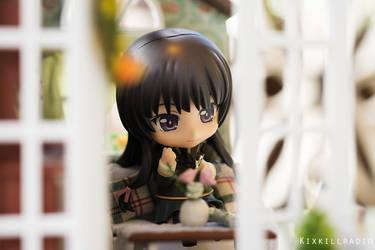 Yozora love her snacks by kixkillradio