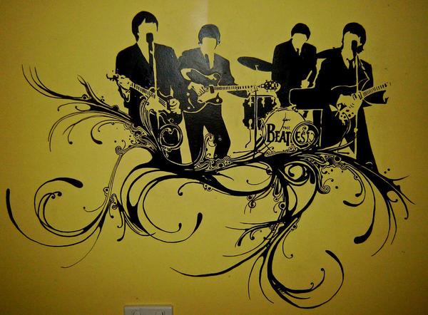 Excelente Arte en paredes