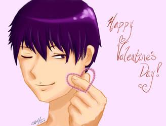 Happy Valentine's Day by ShuXin