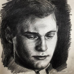 Connor from Detroit: Become Human by WinterDaysK