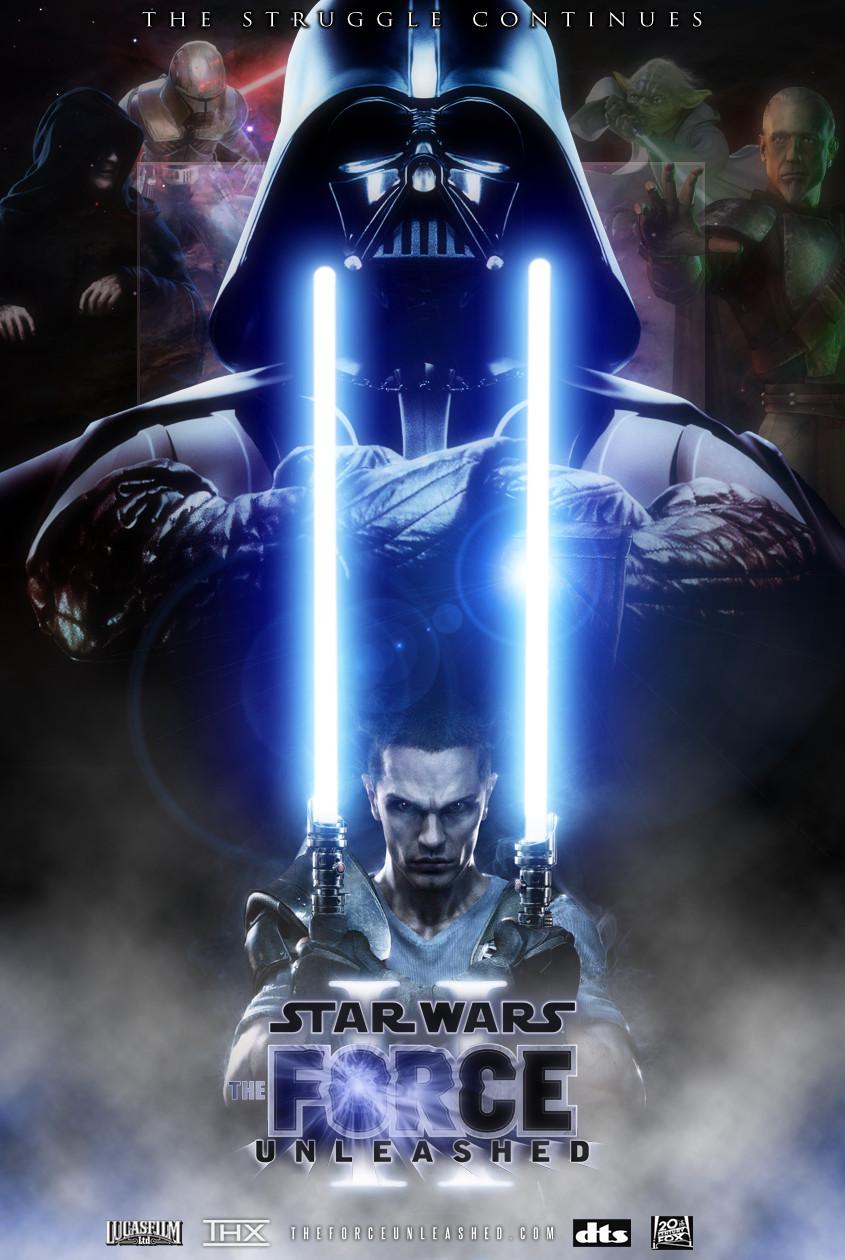 sw: the force unleashed iikakkay on deviantart
