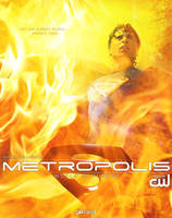 Metropolis - World in Flames by Kakkay