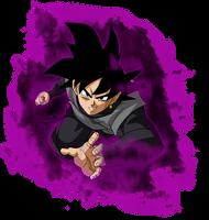 Goku Black by valentin131 by valentin131