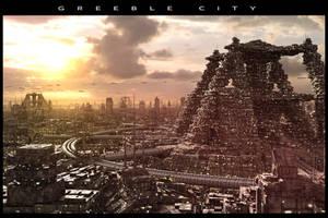 Greeble City by bhippy