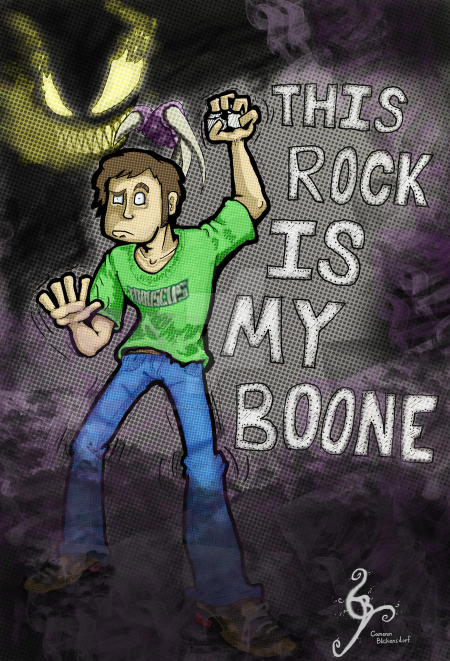 Boone Rock re-dux by SinfulFreedom