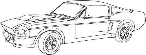 1967 mustang flash trace by manatarms1989 on deviantart