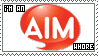 I'm an AIM Whore Stamp by Sheikah-ness