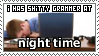 At Night Time Stamp by Sheikah-ness