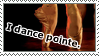 I Dance Point Stamp by Sheikah-ness