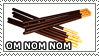 Pocky Stamp