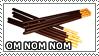 Pocky Stamp by Sheikah-ness