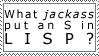Lisp Stamp by Sheikah-ness