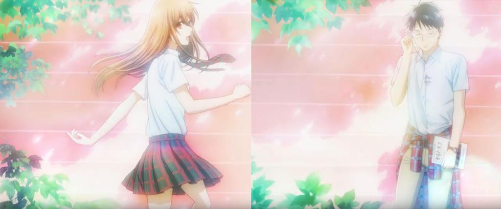 Chihayafuru 2 ending song Chihaya and Arata by StrayLoneCat