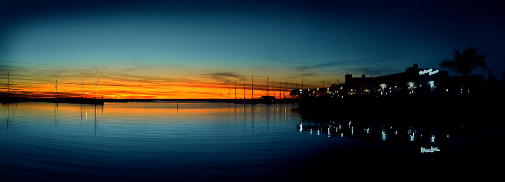 Sunset in Oland .03 by Pharaun333