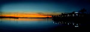 Sunset in Oland .03