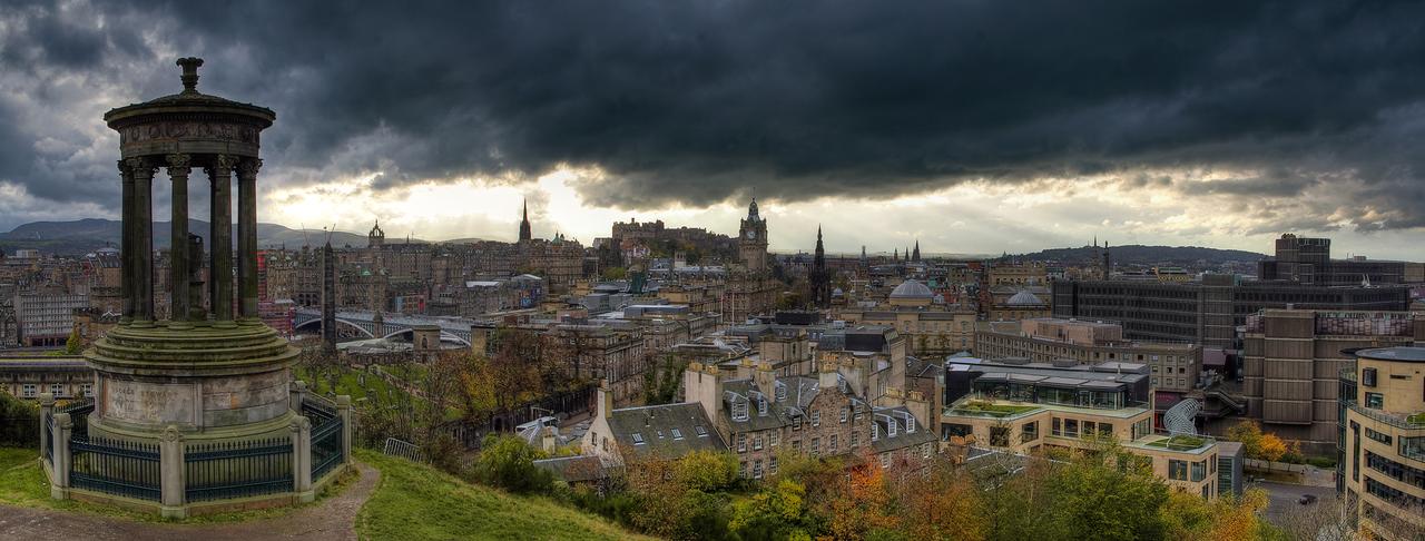 HDR: Edinburgh .01 by Pharaun333