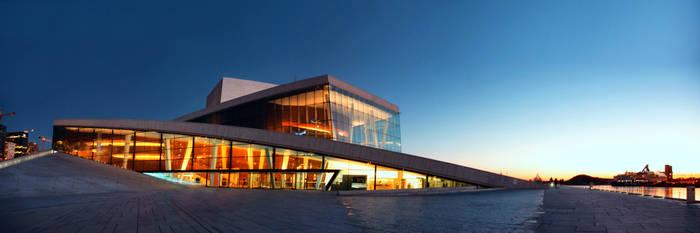 Oslo Opera House .01