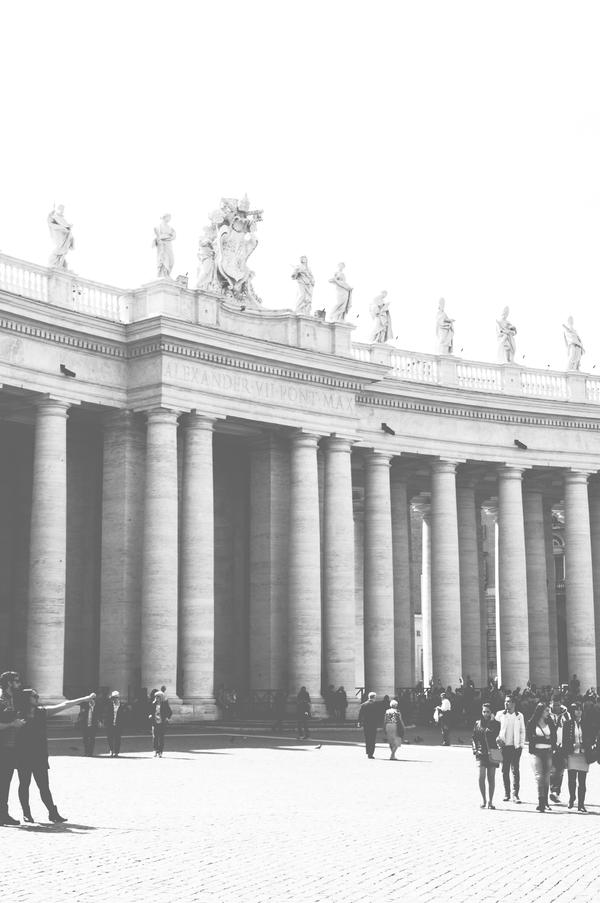 Sublime Vatican by Pharaun333