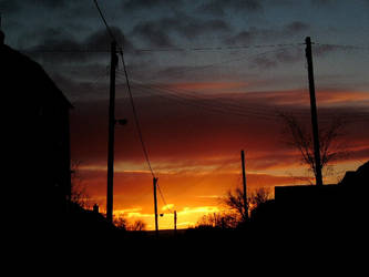 Sunset by men8rnb