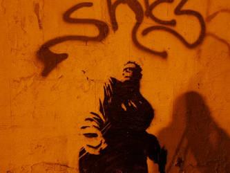 Stencil Dude by men8rnb