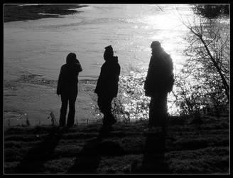 River side walk by men8rnb