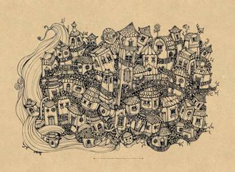 City Tiger by Sithzam
