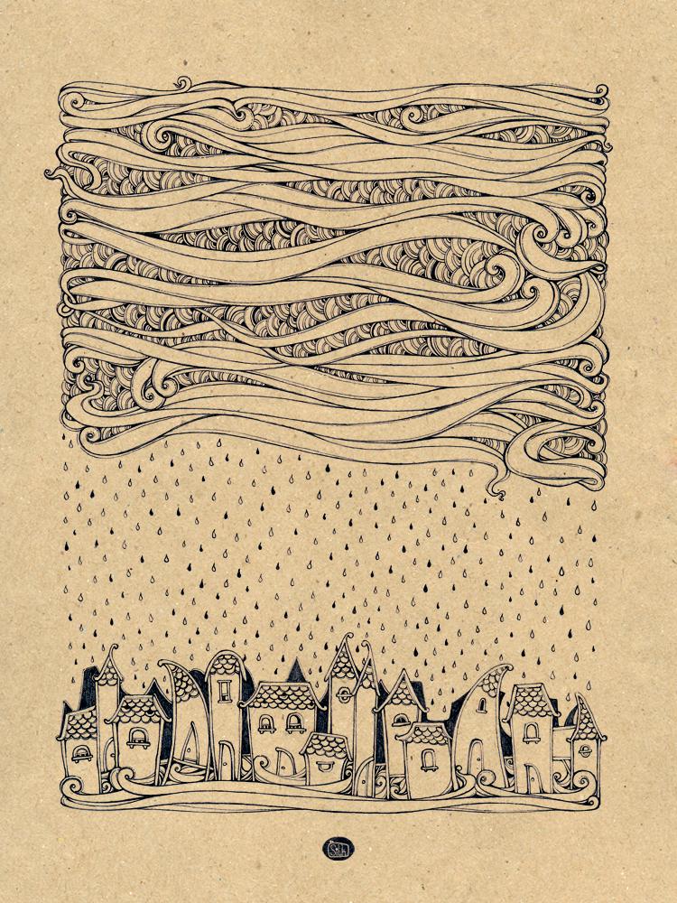 Rainy Season by Sithzam