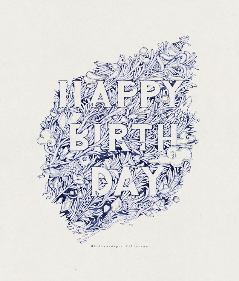 Happy Birthday by Sithzam