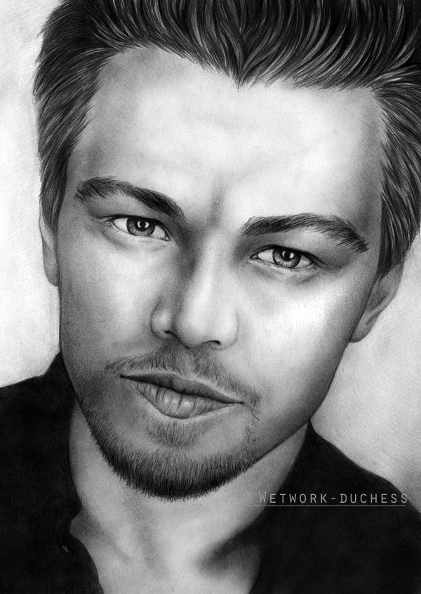 Leonardo DiCaprio by RoyallyCrimson