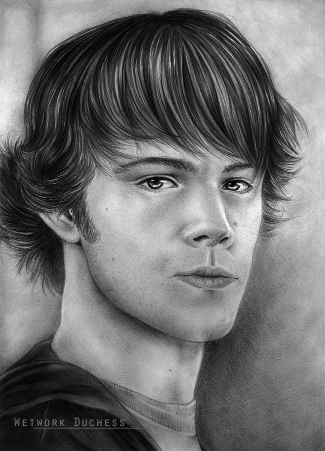 Sam Winchester by RoyallyCrimson