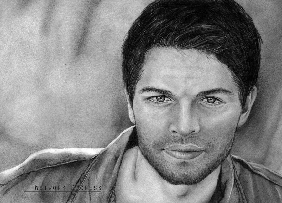 Misha Collins by RoyallyCrimson
