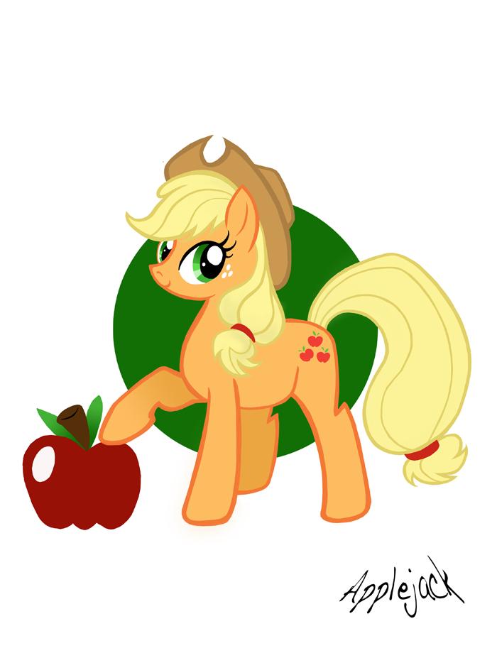 Applejack by RoyallyCrimson