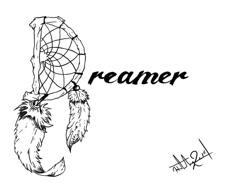 dreamer tattoo commission by rebelyote on deviantart. Black Bedroom Furniture Sets. Home Design Ideas