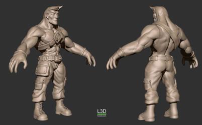 Main Character Laborer