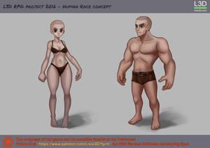 Humans Concept