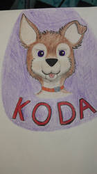 Koda badge