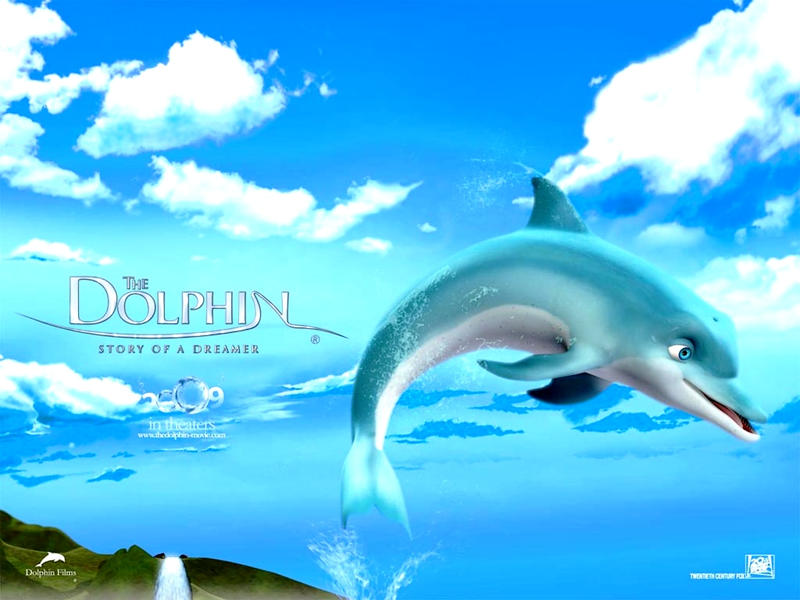 The Dolphin Story of a Dreamer by babyshakira87 on DeviantArt