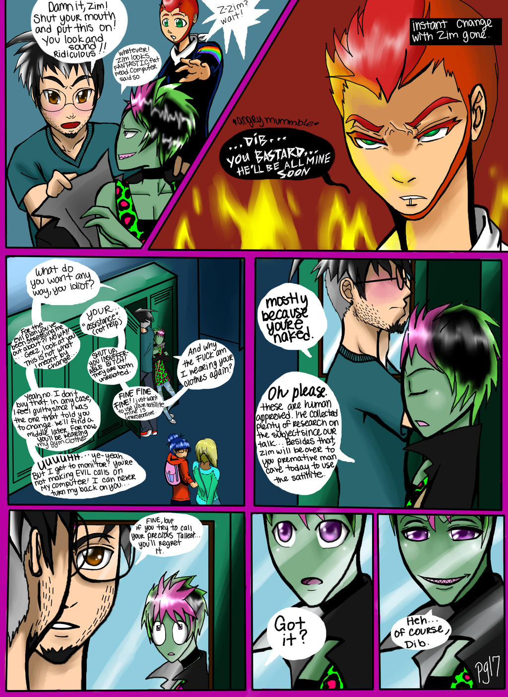 Self Discovery Chapter 2 pg17 by NotYourTherapist