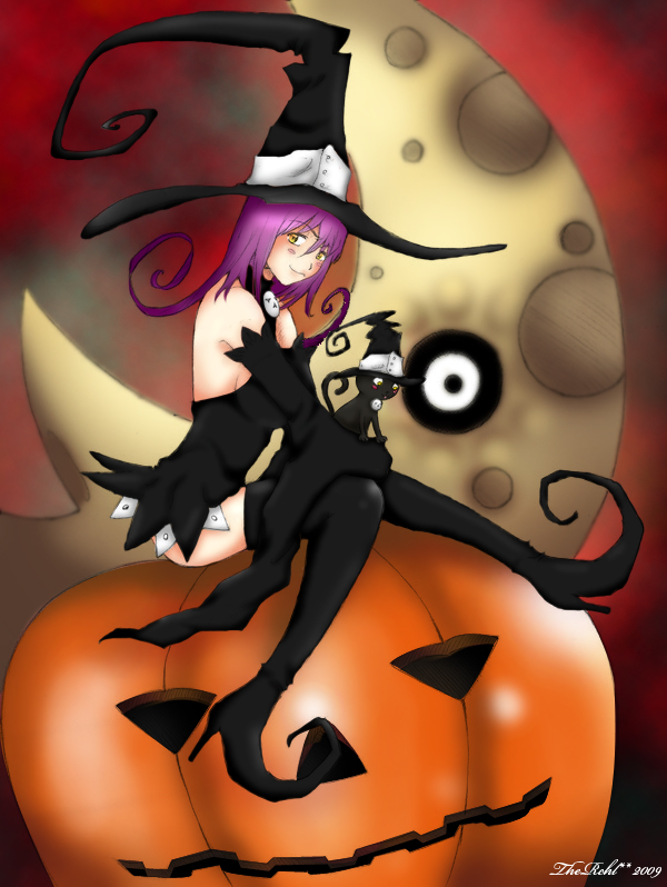 Blair soul eater by therchl on deviantart - This is halloween soul eater ...
