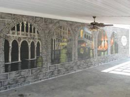 Aroma Italiano wall 2