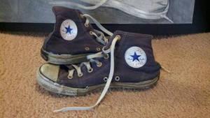 My first pair of Chucks